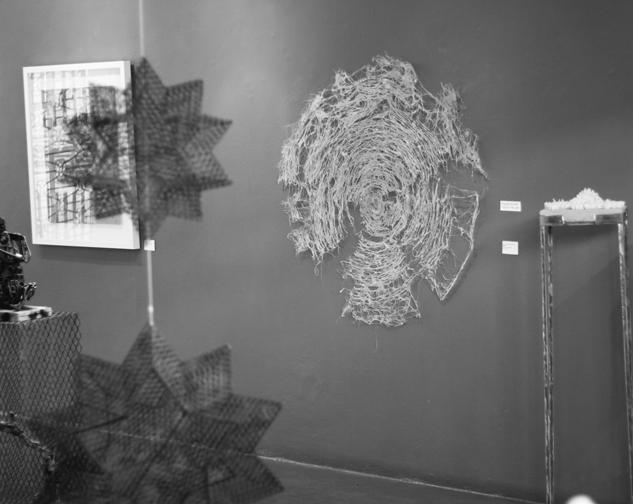 """""""Sliced"""" - Installation Shot"""