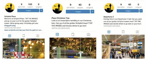 Account-linking op de Instagramaccount v