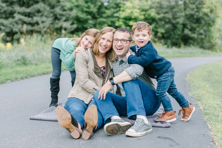 The Frank Family | St. Anthony, MN