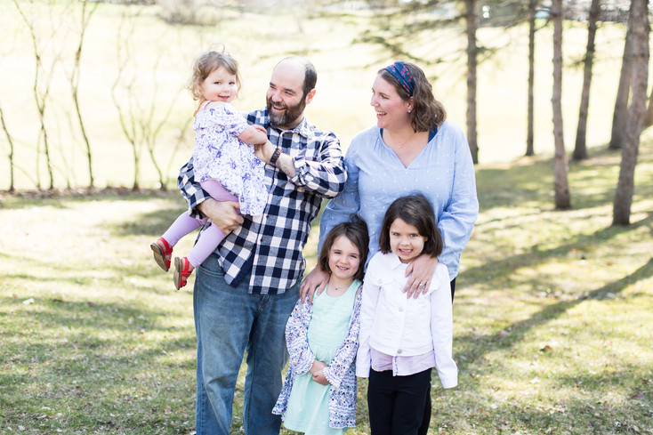 The Sutphen Family: Edina, MN