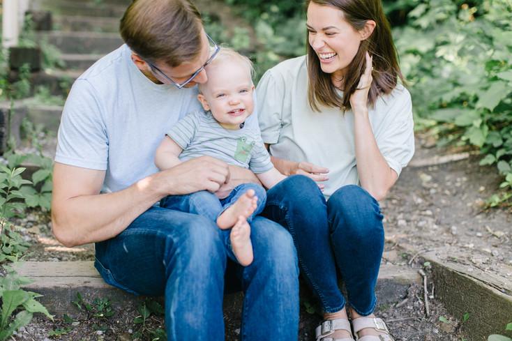 The Finley Family | Minneapolis, MN