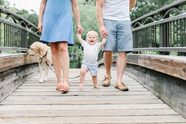 The Knuttila Family | Minnehaha Creek