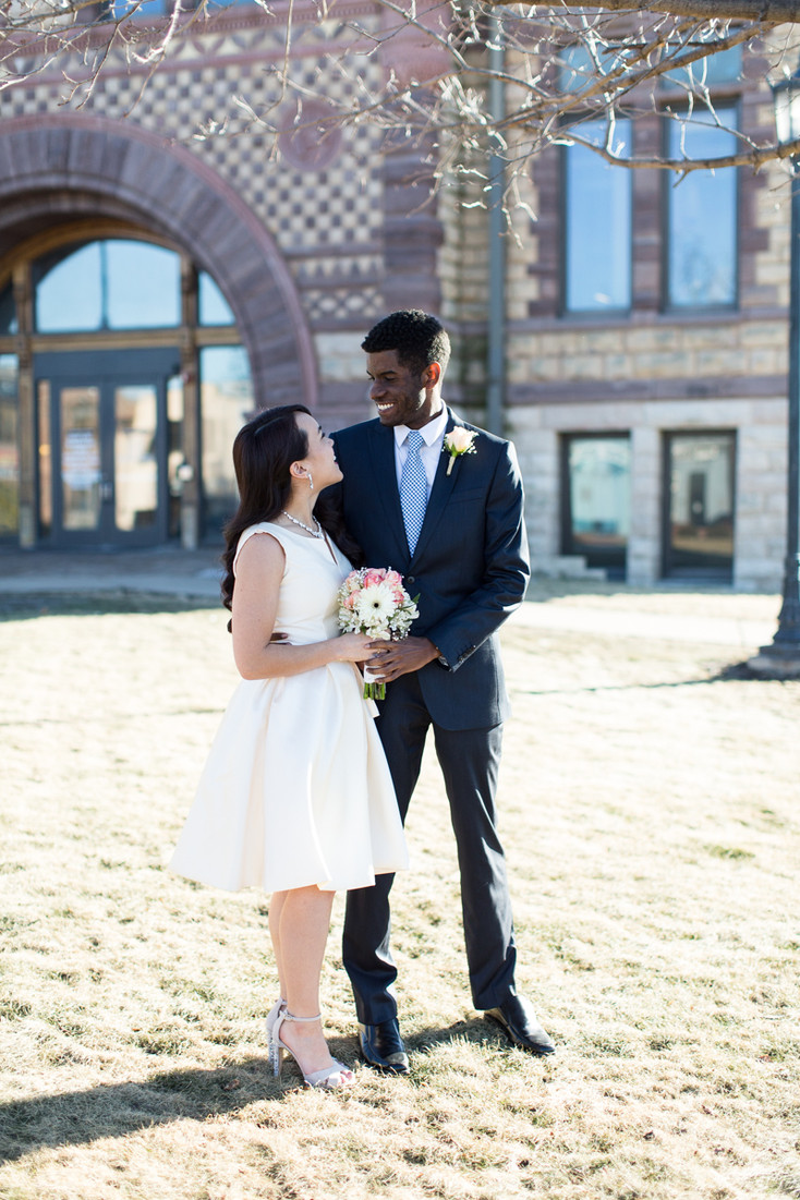 Jess and Christiaan: February 17th, Winona, MN