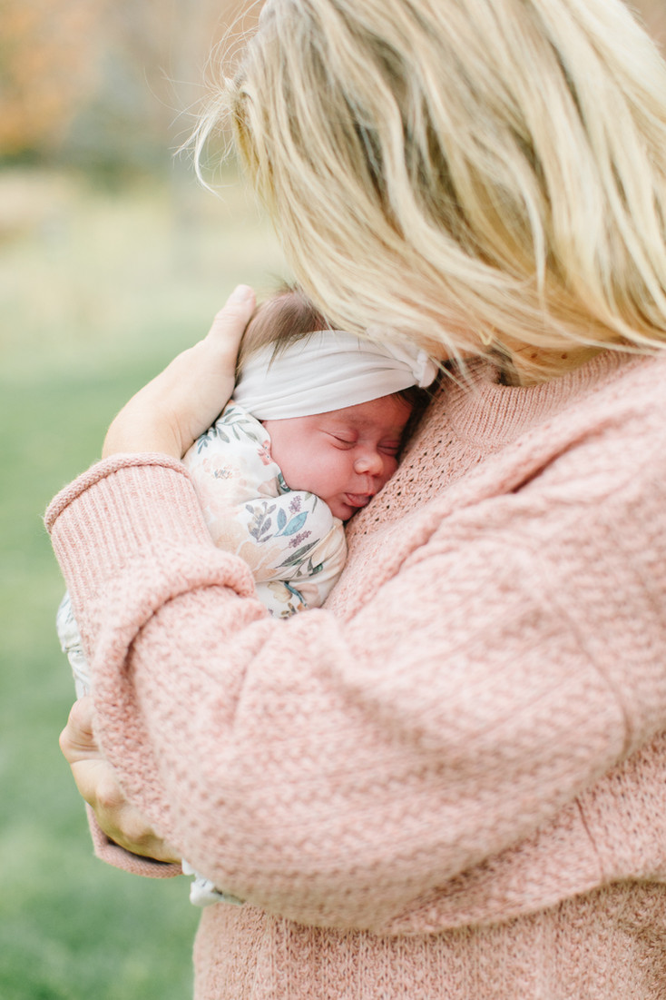 Soper family, newborn session | Medina, mn