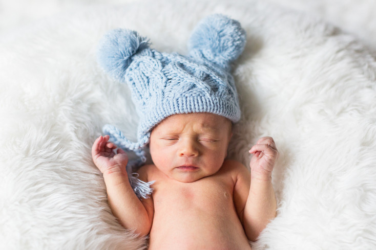 Owen's Newborn Session!
