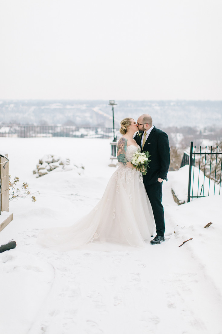 Kevin and Emily Kramer | The Davidson Hotel, St. Paul