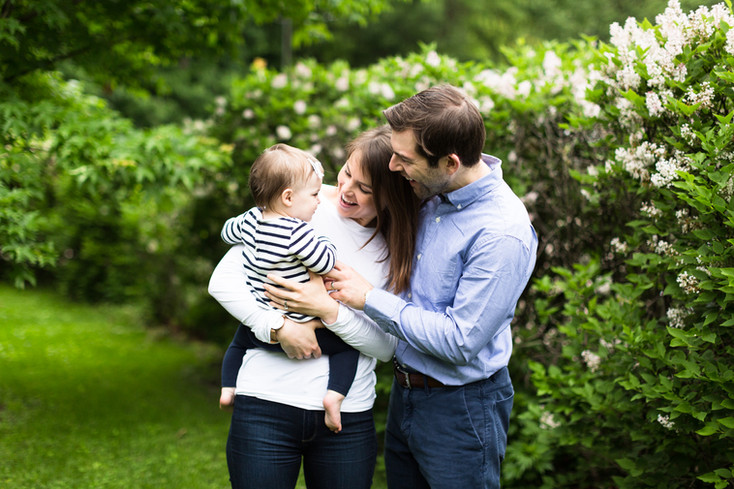 The Bruch Family: Edina, MN