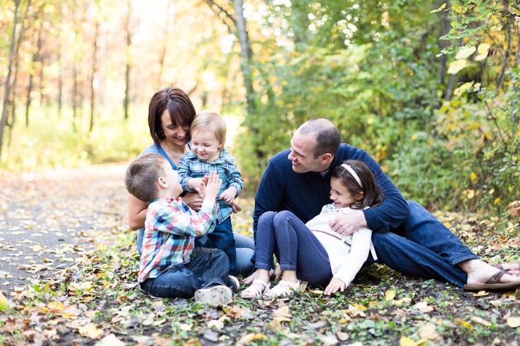 The Hurley Family: St. Paul, MN