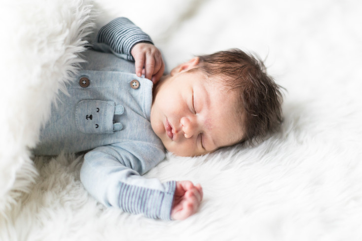 Chase's Newborn Photos: Plymouth, MN