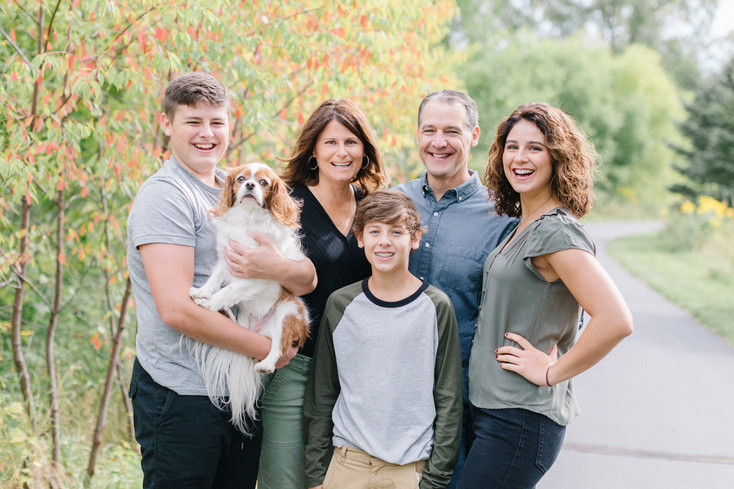 The Schwartz Family | St. Anthony, MN