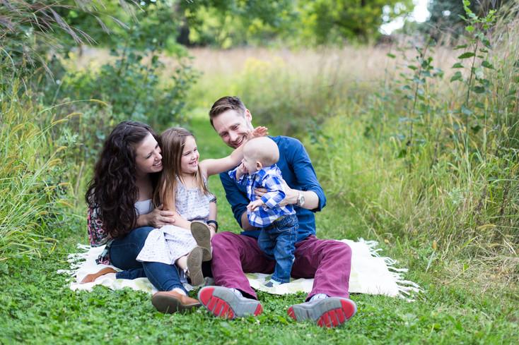 Leese Family: Bloomington, MN
