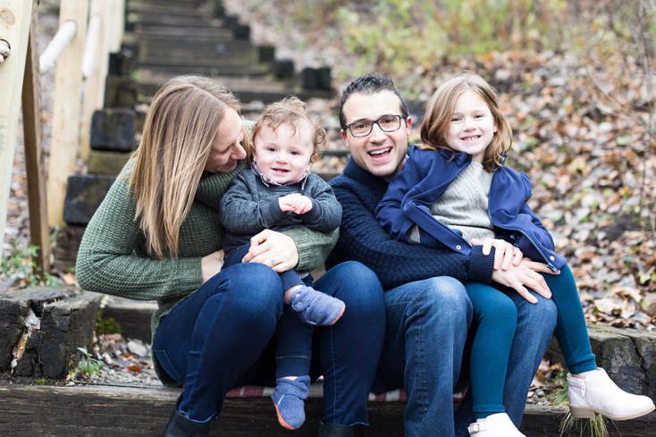 The Frank Family: Minneapolis, MN