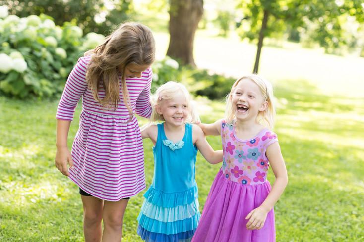 Ebeling Family: Burwell House, Minnetonka, MN