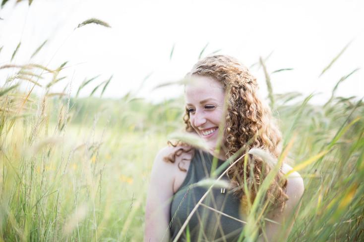 Amber's Senior Portraits: Whitetail Regional Park in Rosemount, MN