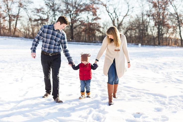 The Burnstein Family: St. Louis Park, MN