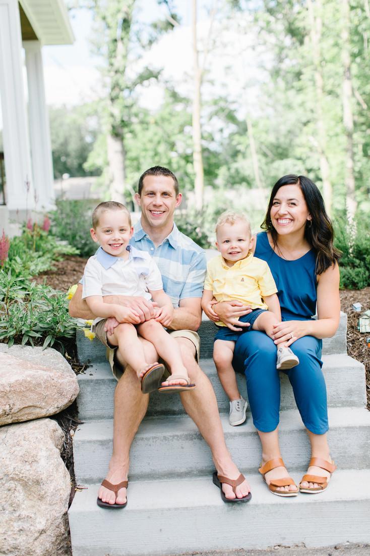The Lebeau Family | Minnetonka, MN