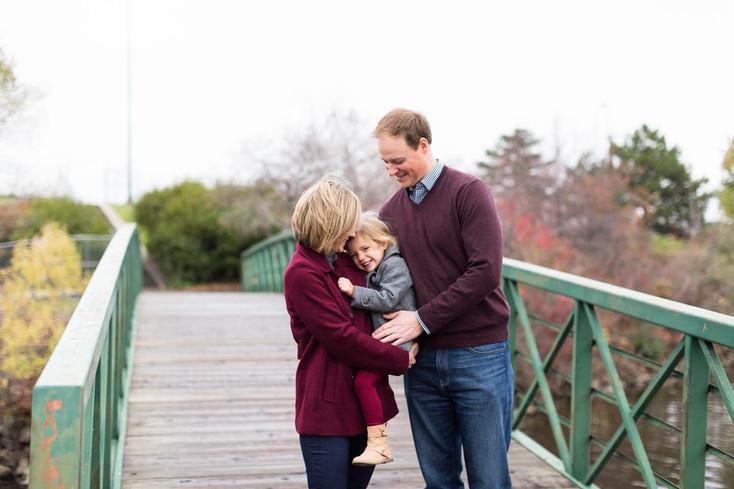 The Grosshuesch Family: Minneapolis, MN