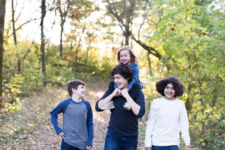 The Brace Family: Hopkins, MN