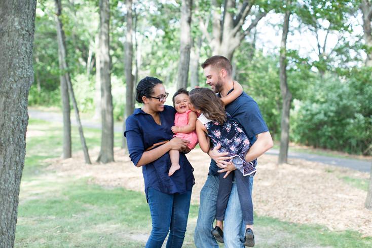 Doolittle Family Portrait: Inver Grove Heights, Minnesota