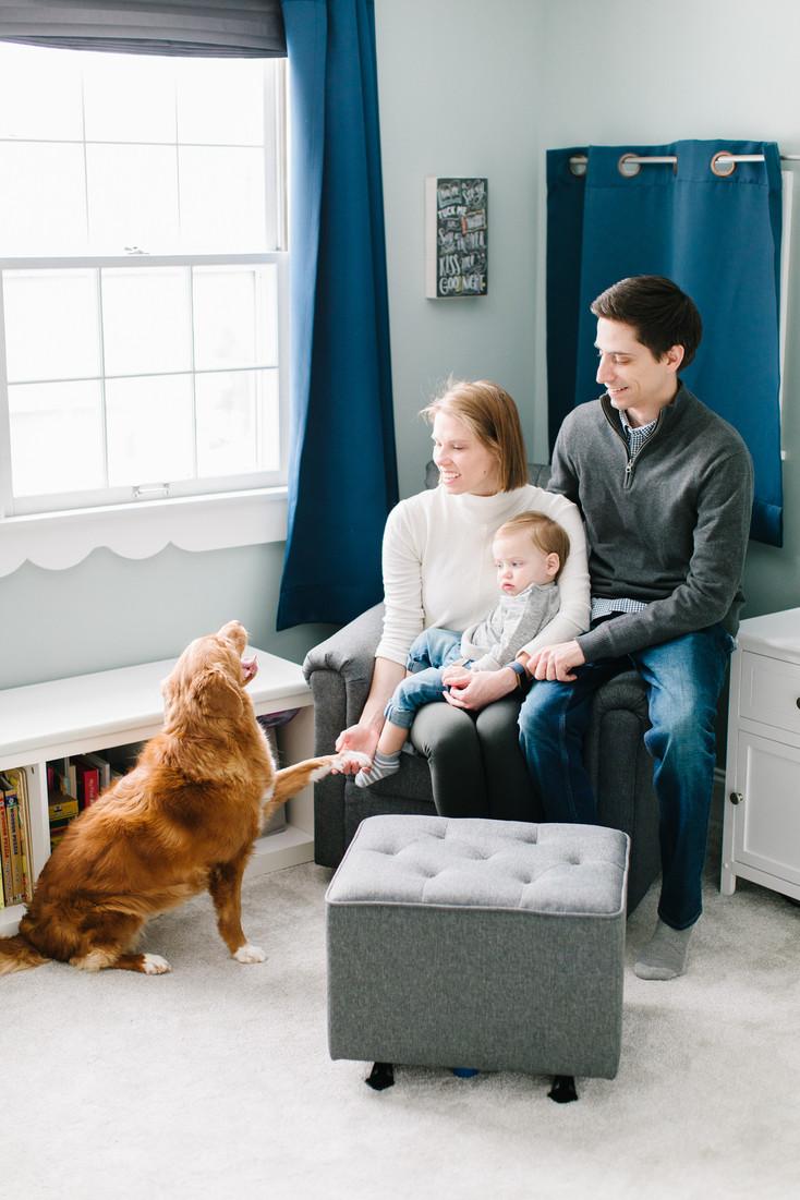 The Budd Family | Minneapolis, MN