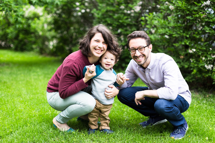 The Shuster Family: Edina, MN