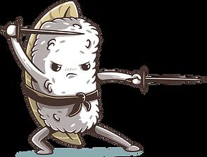 Sushi Swordsman