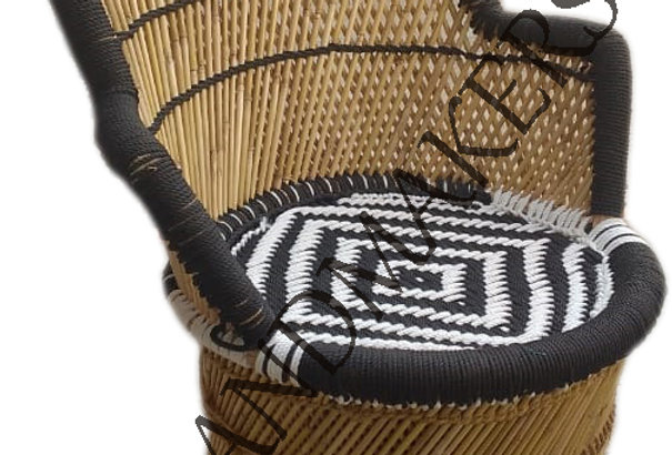 Black & White Mudda Chair