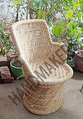 Mudda_Chair_With_Natural_Munj_Baan_Front