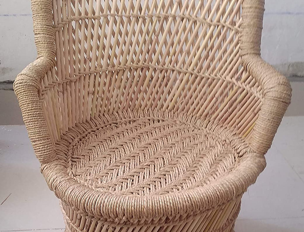 Natural Beige Child Chair