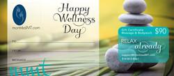 eGift - Workplace Wellness Massage