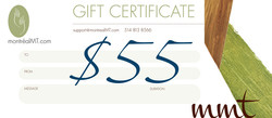 $55 MONTREAL MT GIFT CARD