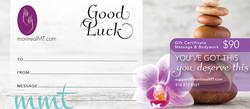 eGift - Best Of Luck Massage Gift