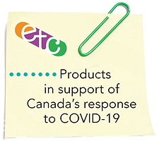 ETC Group PPE and Test Kits in support of Canada's response to COVID-19