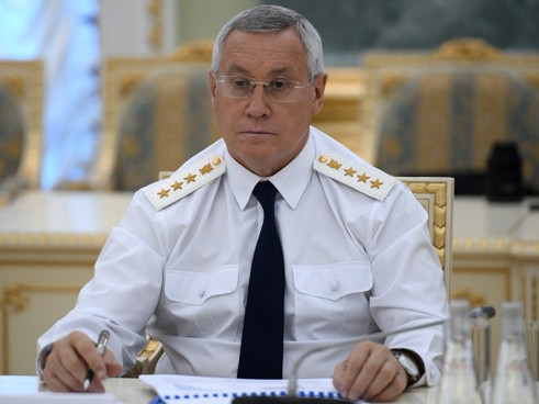 Прокуратура Российской Федерации. Искажение и сокрытие фактов преступлений.