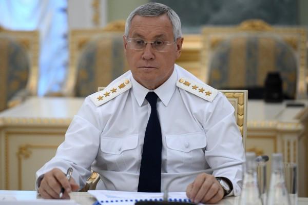 Коржинек Л.Г. – бывший прокурор Краснодарского края, а теперь он заместитель генерального прокурора Российской Федерации