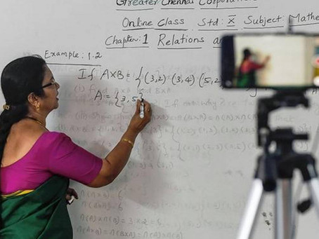 Online mode can be the replacement of classroom teaching-learning