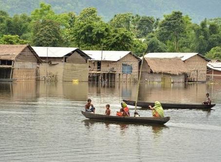 Assam Flood Relief Fund-Let's Rebuild Assam