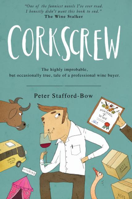 Corkscrew (signed paperback)