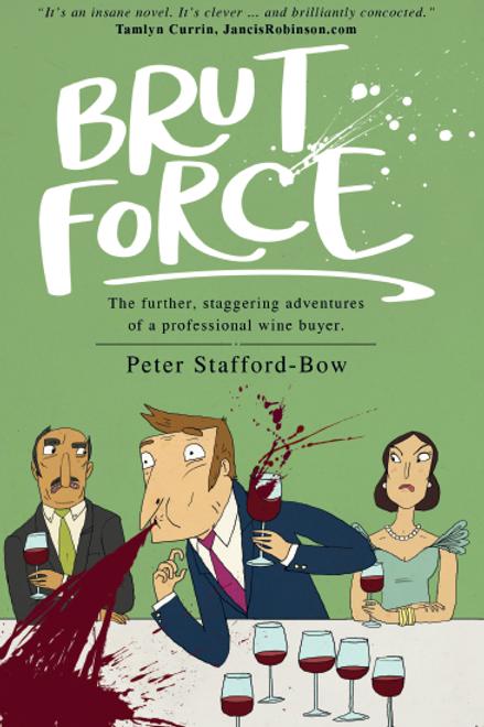 Brut Force (signed paperback)