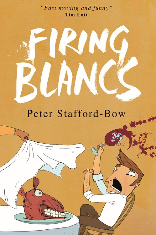 Firing Blancs (signed paperback)