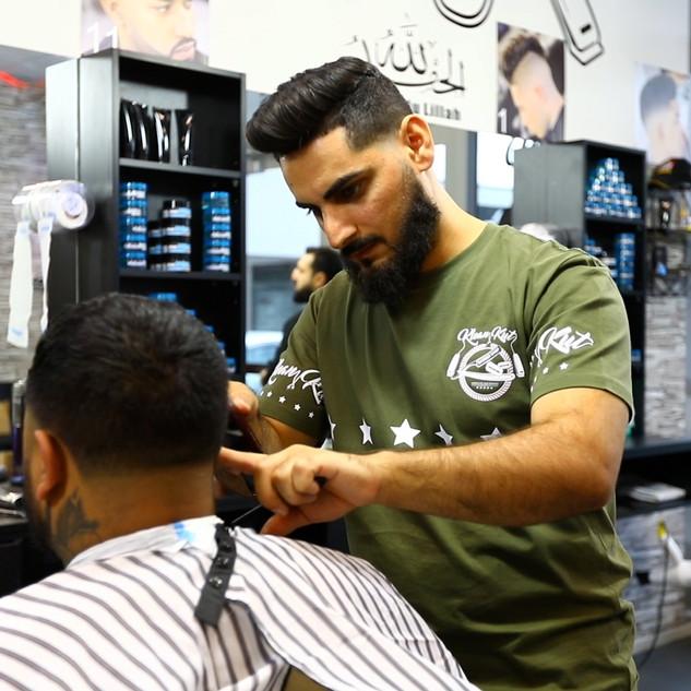 Klean Kut Barber