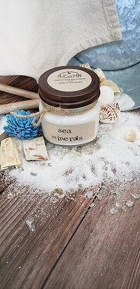 Sea Minerals Soy Candle
