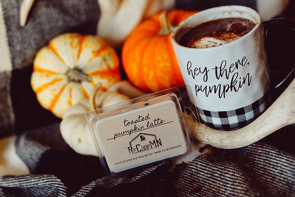 Toasted Pumpkin Latte Wax Melt