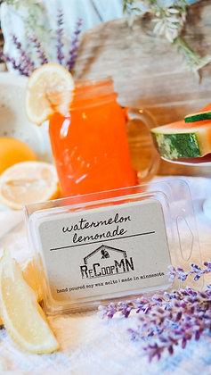 Watermelon Lemonade Wax Melt
