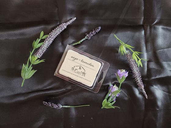 Sage & Lavender Wax Melt