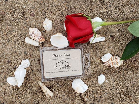Ocean Rose Wax Melts