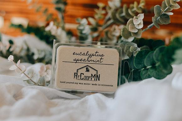 Eucalyptus & Spearmint Wax Melt