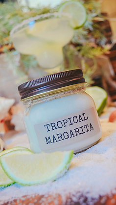 Tropical Margarita Soy Candle