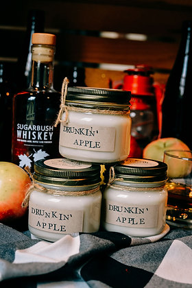Drunkin' Apple Soy Candle