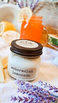 Watermelon Lemonade Soy Candle